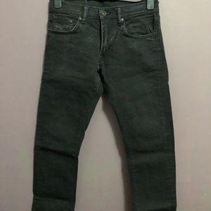 Classic black jeans Levi's